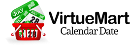 virtuemart calendar date custom field